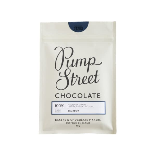Pump Street Chocolate - Ecuador 100%