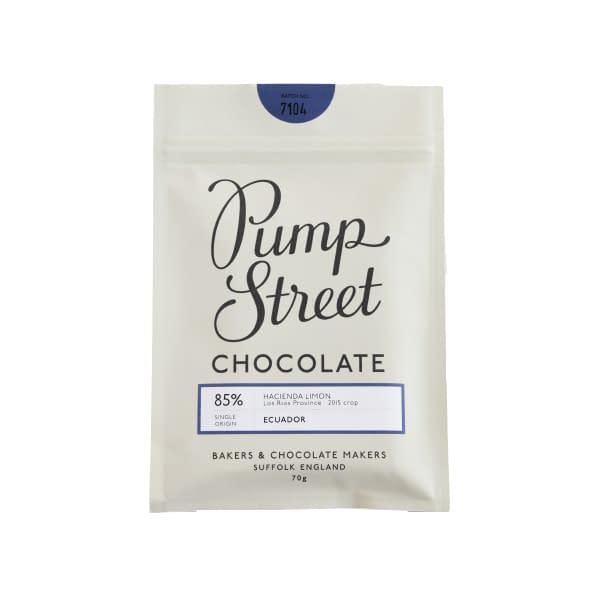 Pump Street Bakery - Ecuador 85% (Carton of 10)