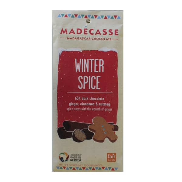 Madecasse Winter Spice