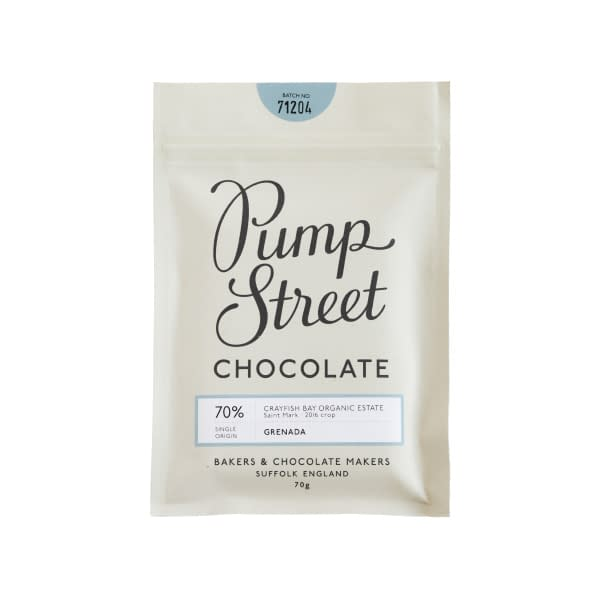 Pump Street Bakery - Crayfish Estate, Grenada 70%