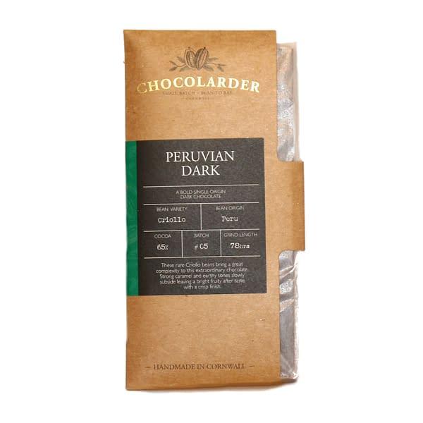 Chocolarder Peruvian Dark
