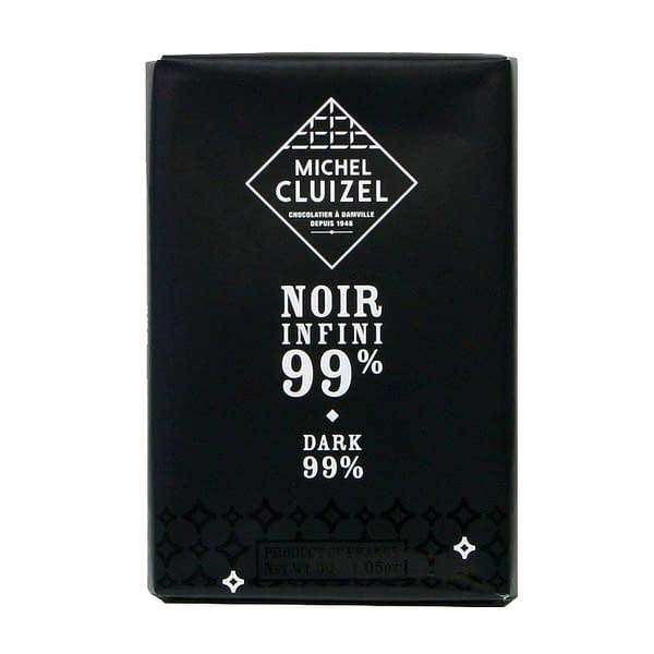 Michel Cluizel Noir Infini 99% 30g
