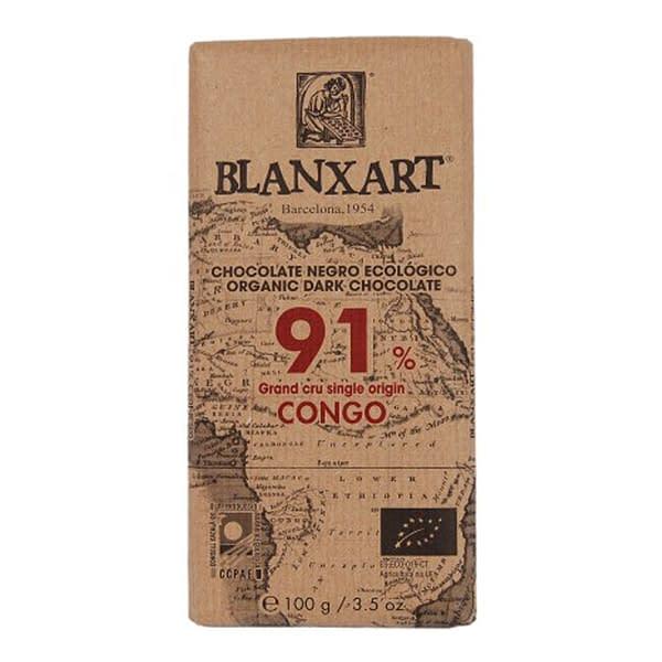 Blanxart - Dark 91% Congo