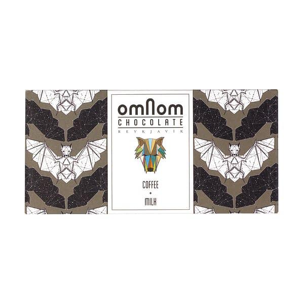Omnom - Coffee and Milk (Carton of 10)
