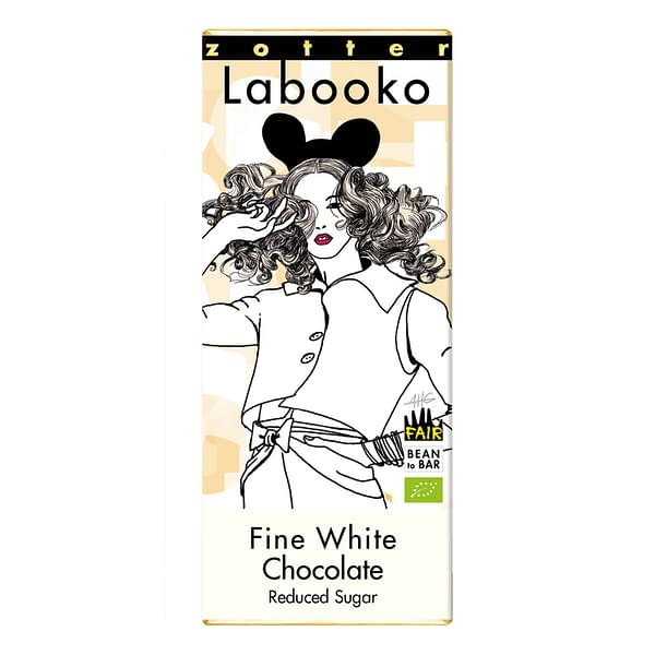 Zotter Labooko - White Chocolate