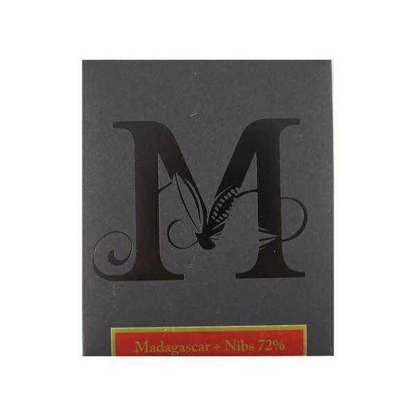 Metiisto - Madagascar & Nibs 72%