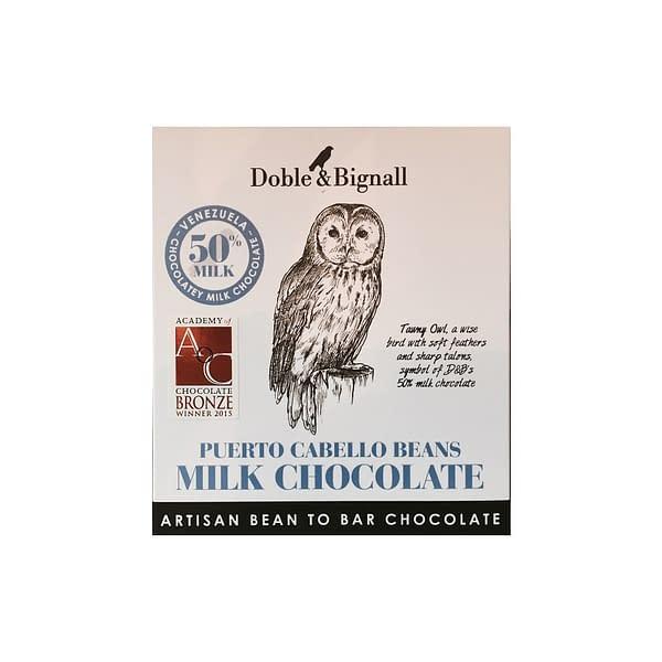 Doble & Bignall - Puerto Cabello Milk Tawny Owl