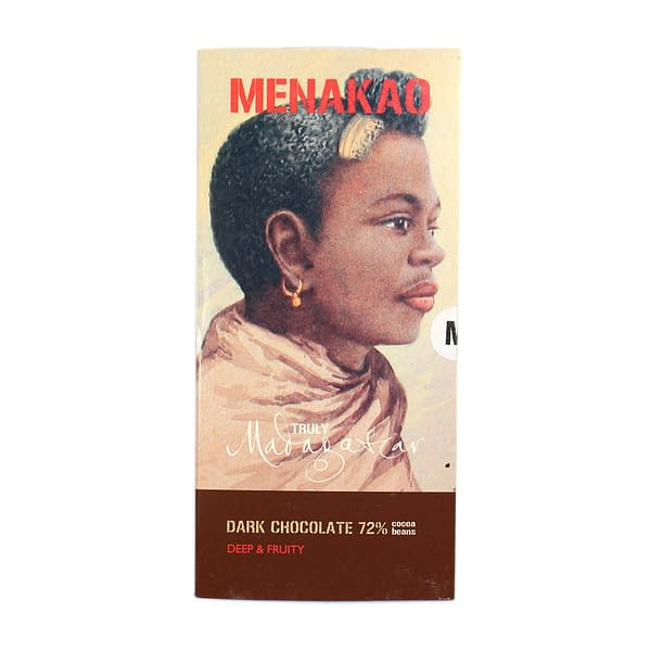 Menakao - Dark Chocolate 72% (Taster Bar)