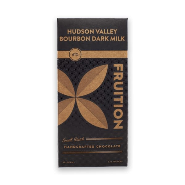 Fruition - Hudson Valley Bourbon Dark Milk