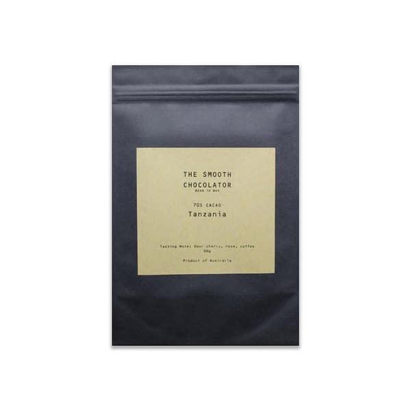 The Smooth Chocolator - Tanzania 70%