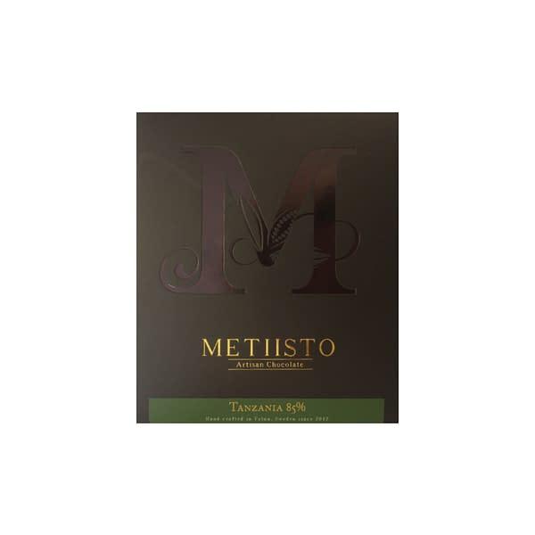 Metiisto - Tanzania Dark 85%