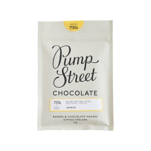 Pump Street Chocolate - Jamaica 75%