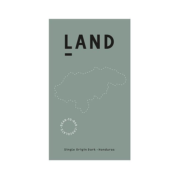 Land - Honduras 70% Dark Chocolate