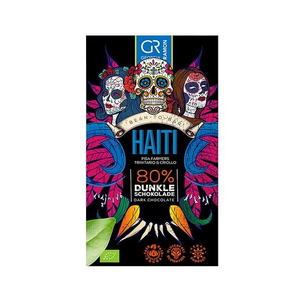 Georgia Ramon - Haiti 80%