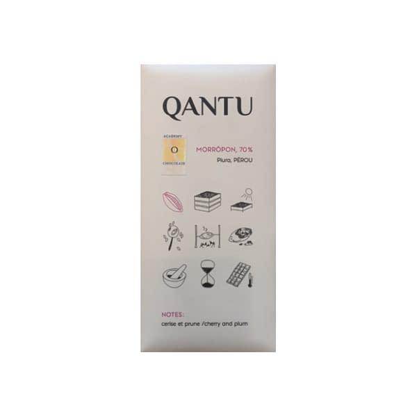 Qantu - Morropon, Peru 70% Dark