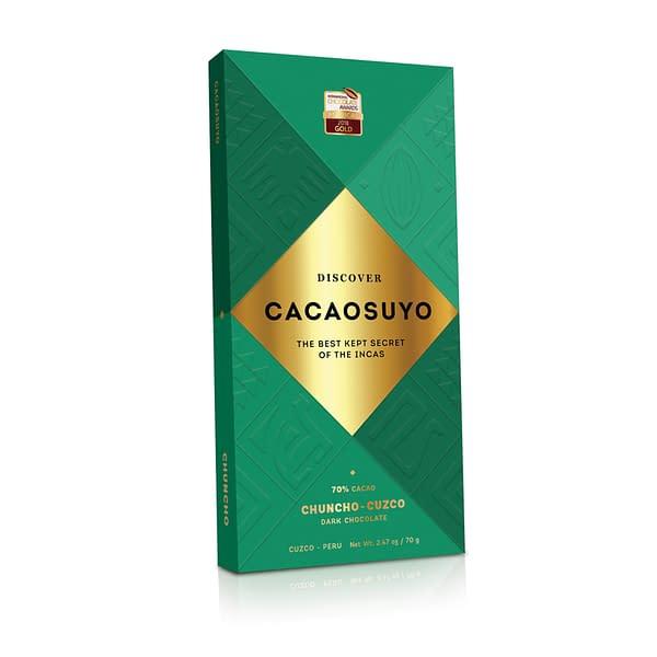 Cacaosuyo - Chuncho Cuzco 70%