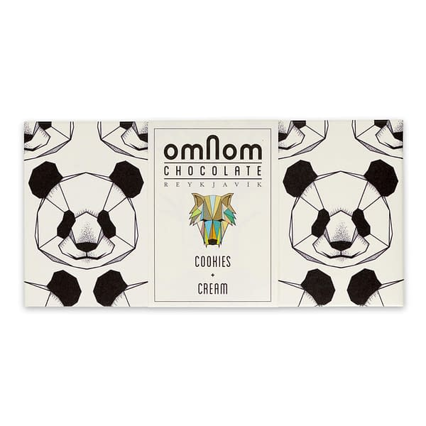 Omnom - Cookies & Cream