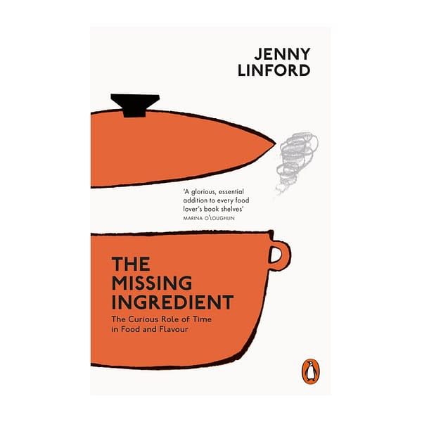 The Missing Ingredient, by Jenny Linford