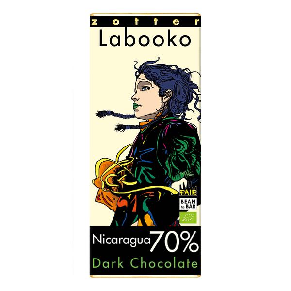 Zotter - Nicaragua 70% Dark Bar
