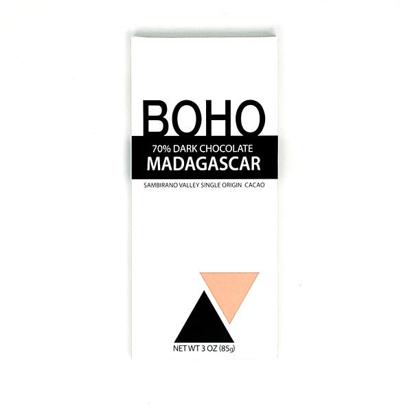 BOHO - Madagascar 70% Dark