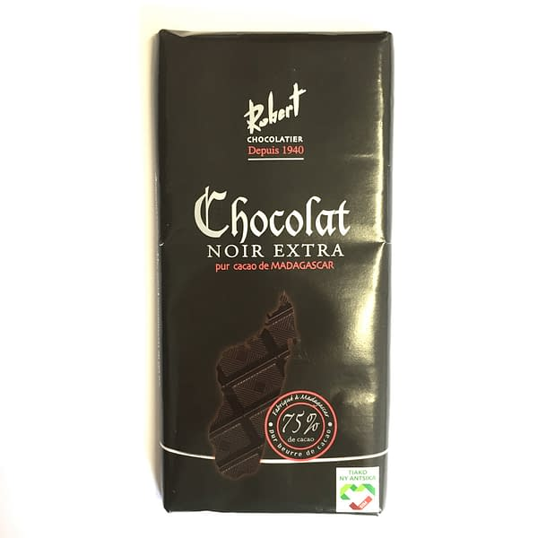 Robert - Noir Special 75%  Dark Chocolate