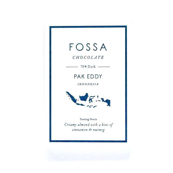 Fossa - Pak Eddy, Indonesia 70%