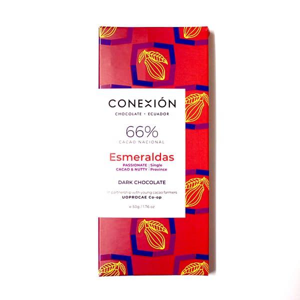Conexion - Uoprocae Co-op, Esmeraldas 66% Dark