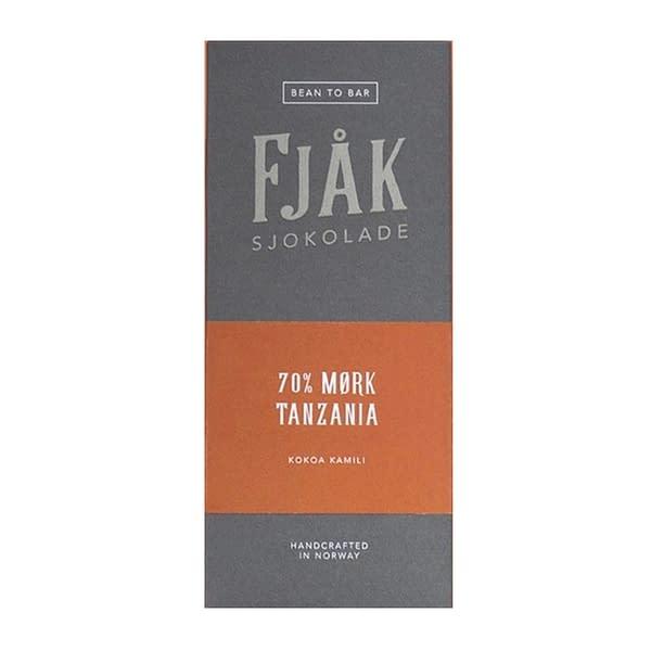 Fjak - Kokoa Kamili, Tanzania 70% Dark