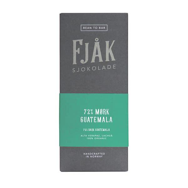 Fjak - Lachuá, Guatemala 72% Dark Chocolate