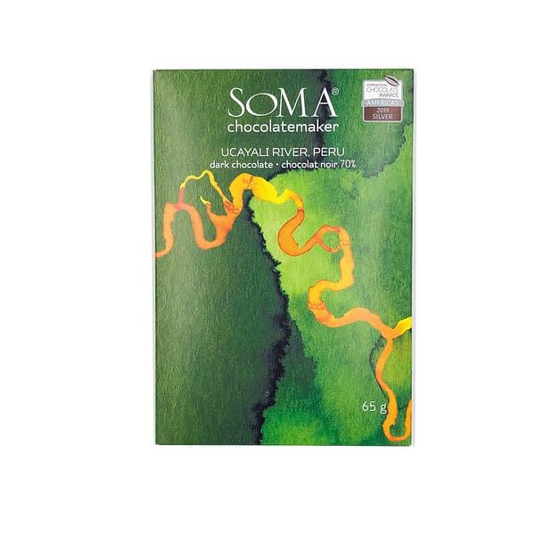 SOMA - Ucayali River, Peru 70%