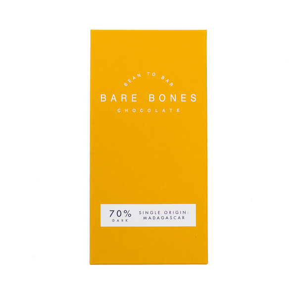 Bare Bones - Sambirano Valley, Madagascar 70% Dark