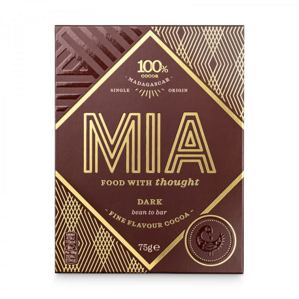 MIA - 100% Madagascan Cacao (Carton of 10)