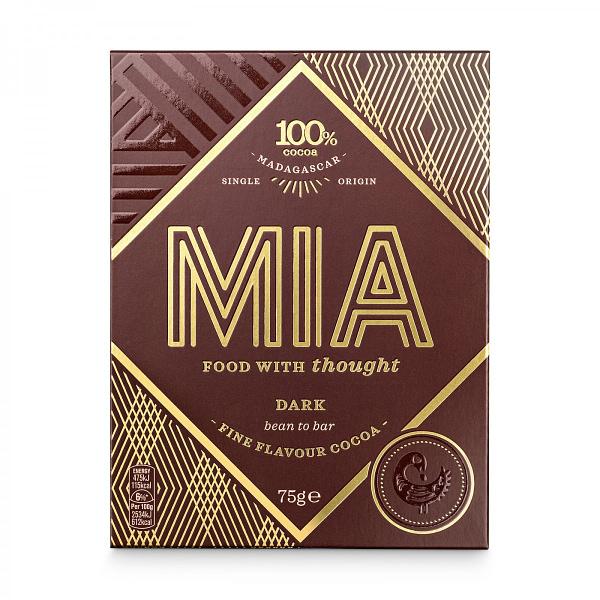 MIA - 100% Madagascan Cacao