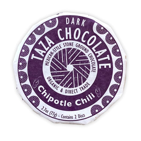 Taza Chocolate - Mexicano Chipotle Chili