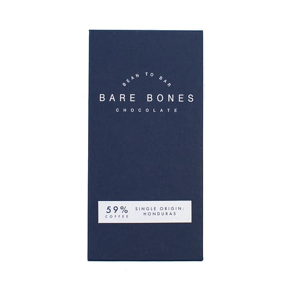 Bare Bones - Honduras 59% Milk with Ethiopian Coffee