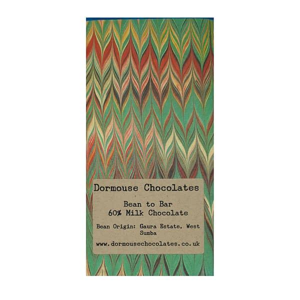 Dormouse - Gaura Estate, Indonesia 60% Dark Milk