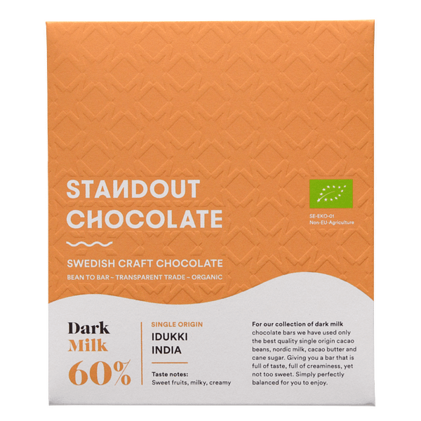Standout - Idukki, India 60% Dark Milk