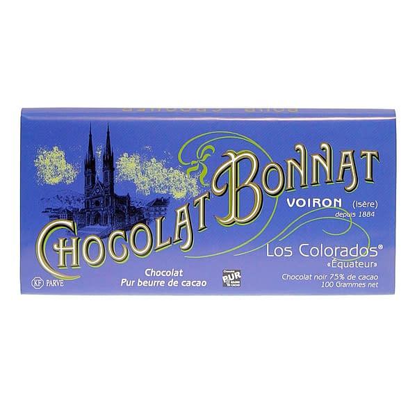 Bonnat - Los Colorados, Ecuador 75%