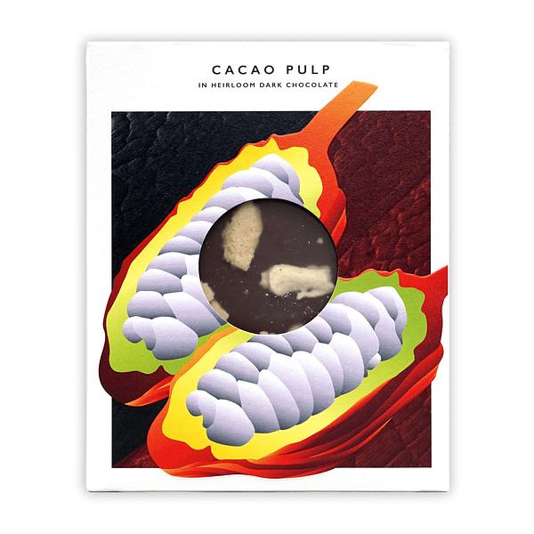 Naive - Theobroma Cacao Pulp 70% Dark