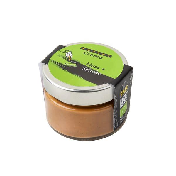 Zotter - Crema Nut + Choco Spread