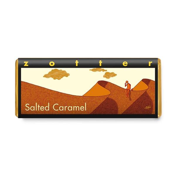 Zotter - Salted Caramel Bar