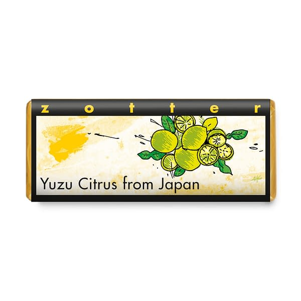 Zotter - Yuzu Citrus Bar