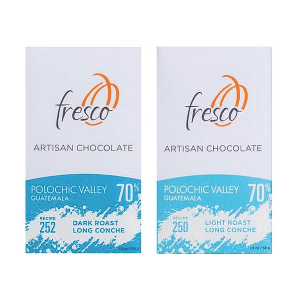 Compare the Roast: Fresco - Polochic Valley 70%