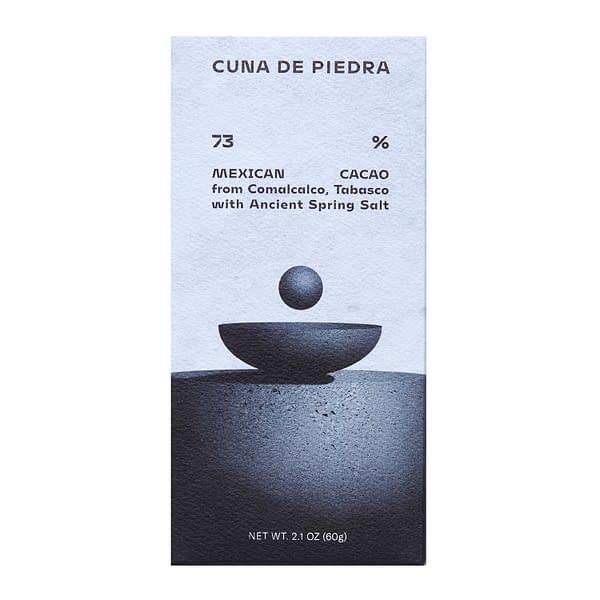 Cuna de Piedra - Comalcalco, Mexico 73% with Spring Salt