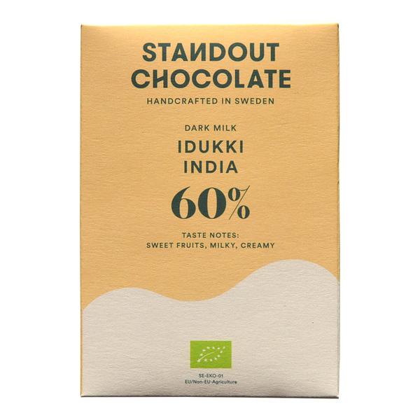 Standout - Idukki, India 60% Dark Milk