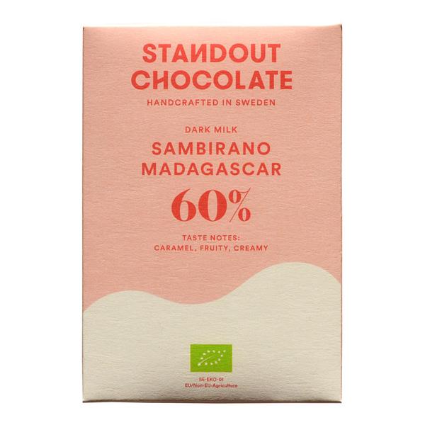 Standout - Sambirano Valley, Madagascar 60% Dark Milk
