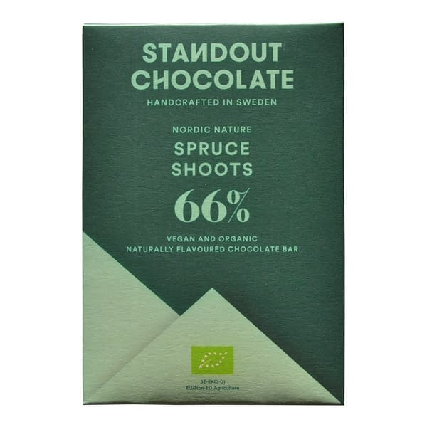 """Standout - """"Nordic Nature"""" Spruce Shoots 66% Dark"""