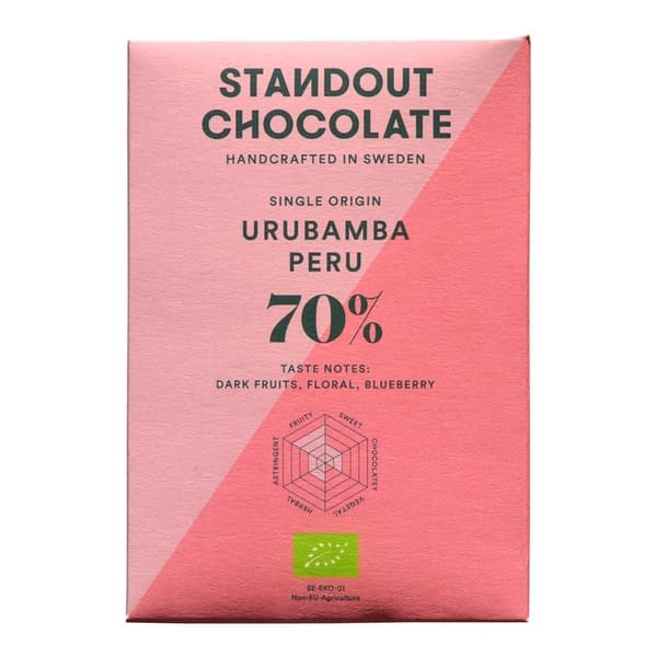 Standout - Urubamba, Peru 70% Dark