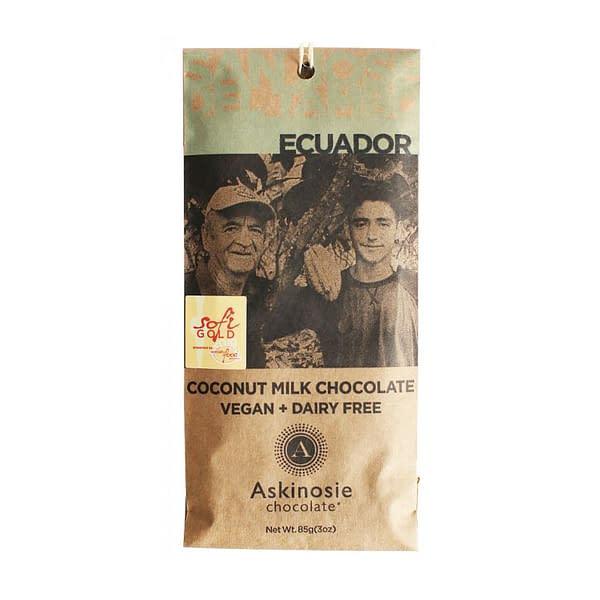 Askinosie - San Jose Del Tambo, Ecuador 52% Coconut Milk