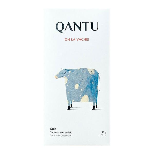 Qantu - Oh la Vache! 60% Dark Milk